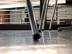 Commercial Flooring in Caldy